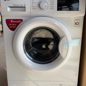 ماشین لباسشویی 7 کیلویی ال جی 2J3